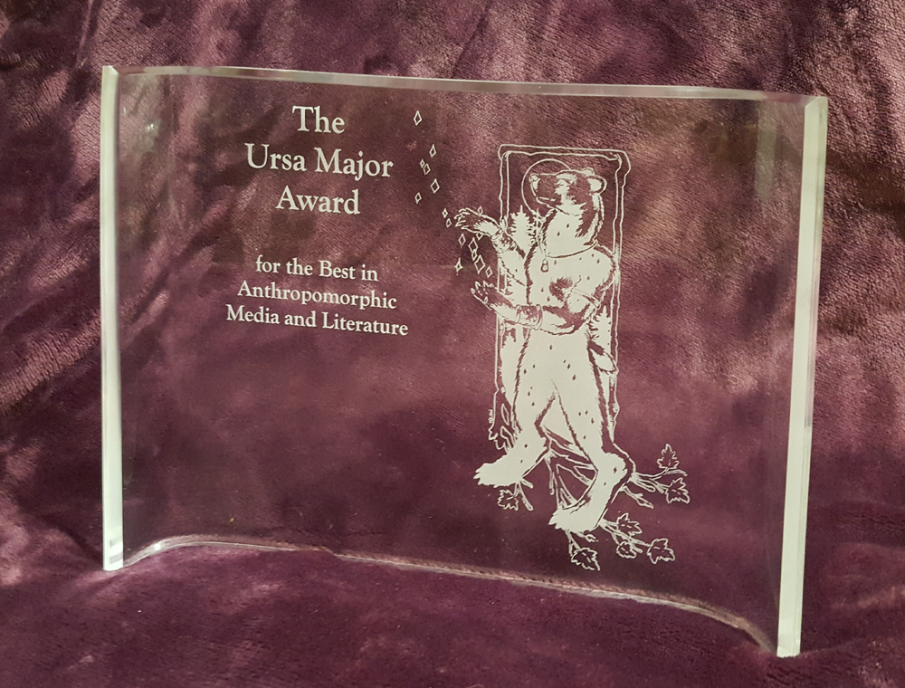 The Ursa Major Awards - 2017 winners